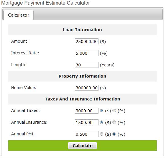 free online financial calculator
