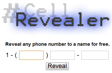 cellrevealer    Find Who Mobile Number Belongs To with Cell Revealer & Phone Lookup