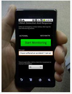 motion sensing applications