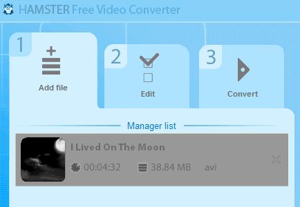 hamster   Hamster Video Converter: Batch Video Conversion Freeware For Windows