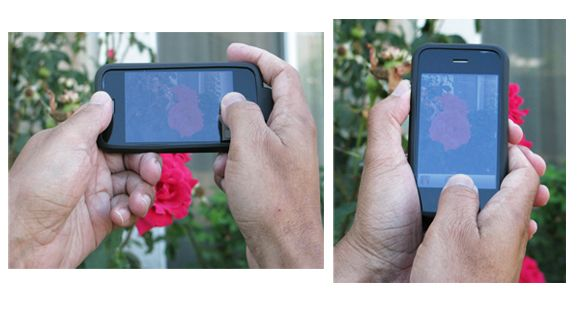 how to fix cell phone camera