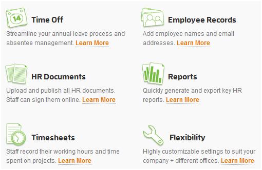 web based employee management software