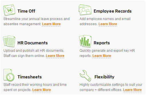 web based employee management software