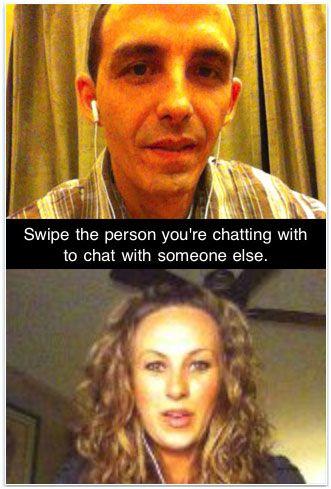 random chat iphone