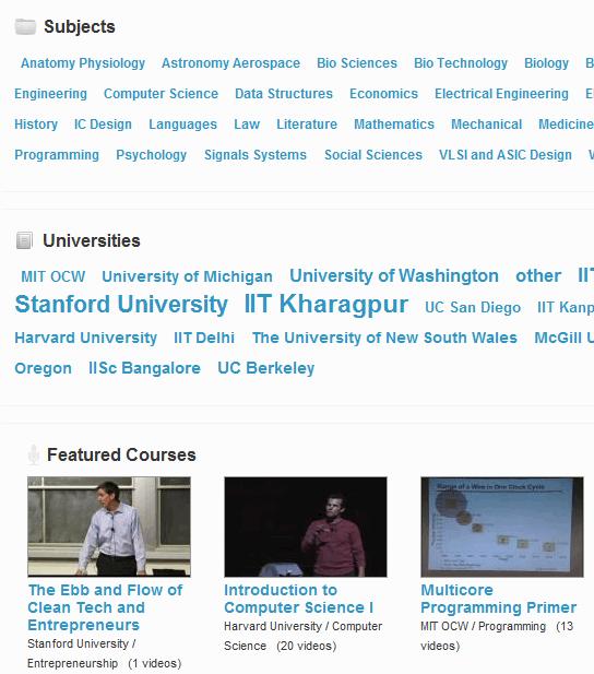 online video courses