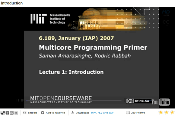 FreeVideoLectures: 700+ Free Online Video Courses From Leading Universities  image thumb16