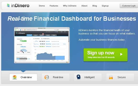 finance tracking website