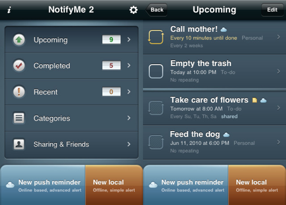 Never Forget Anything Ever Again With NotifyMe 2 and Bills [Giveaway] notifyme2a