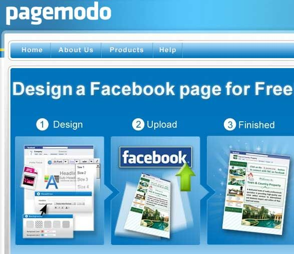 create professional facebook page
