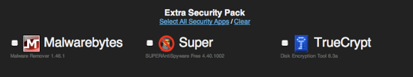 MakeUseOf Pack 2010: 20+ Essential Windows Apps in One Pack securitypack