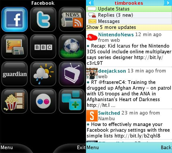 5 Must-Have Apps for Your Symbian S60 Touch Mobile Phone snaptu