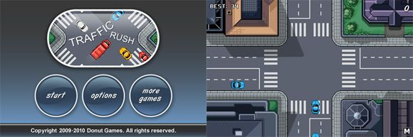 8 iPhone Games You Won't Believe Are Free trafficrush