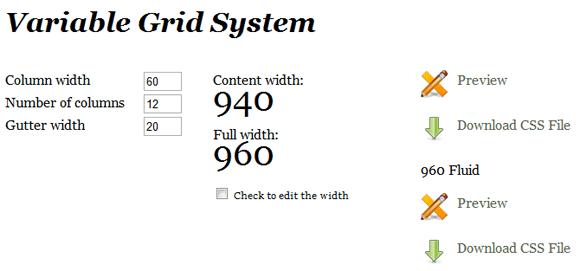 fluid grid generator