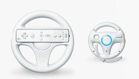 The 5 Coolest Wii Addons to Enhance Your Gaming [Gadget Corner] wheel