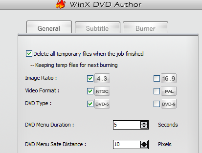 Easily Backup Home Video and Create DVDs with WinX DVD Author [Giveaway] winxdvd 5