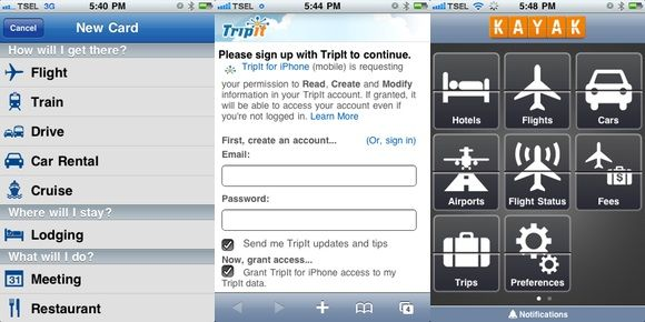 best travel app for iphone