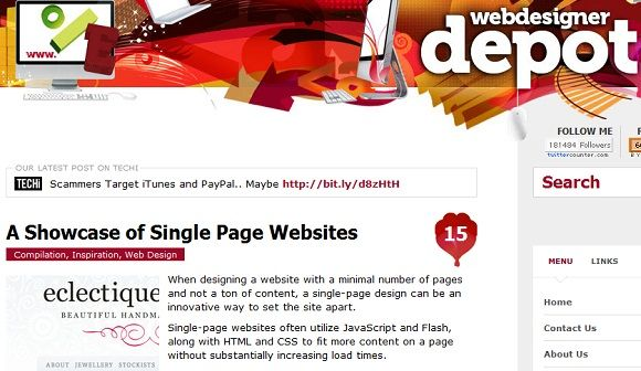 web design blogs to follow
