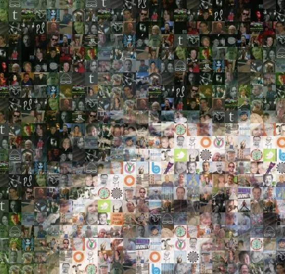 make mosaic image