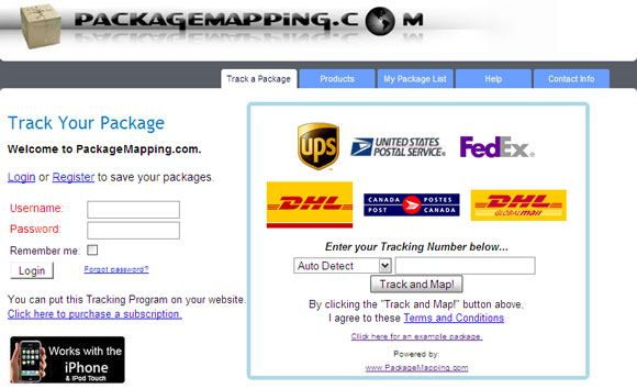 10 Package Tracking Websites for Alternative Ways to Track Your Shipments Package Tracking08