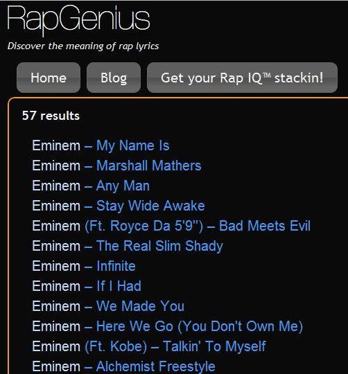 rap lyric meanings