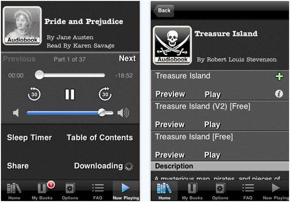 classic audio books for free