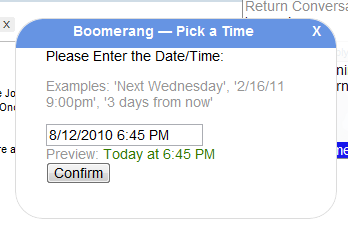 How To Schedule Emails & Delay Replies in Gmail with Boomerang (400 Invites) boomerang4