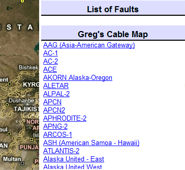 cable map1   CableMap: Interactive Underwater Internet Cable Map