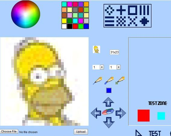 create your own mouse cursor