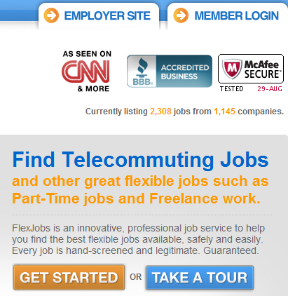 find telecommuting jobs