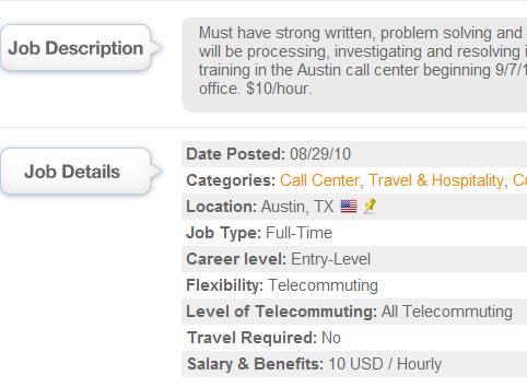FlexJobs: Find Telecommuting Jobs & Part-Time Jobs flexjobs3 thumb