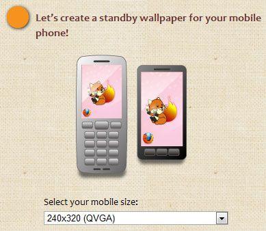 foxkeh2   Foxkehs Wallpaper Creator: Create Firefox themed wallpapers for desktop & Mobile