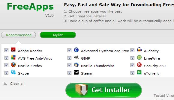 install multiple=