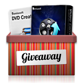 Daniusoft Double Giveaway: Video Converter Ultimate & DVD Creator [Mac] giveawaydaniusoft