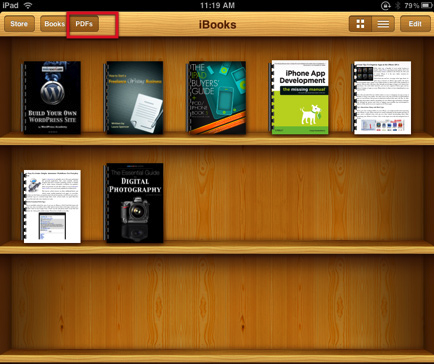 Pdf From Internet To Ibooks