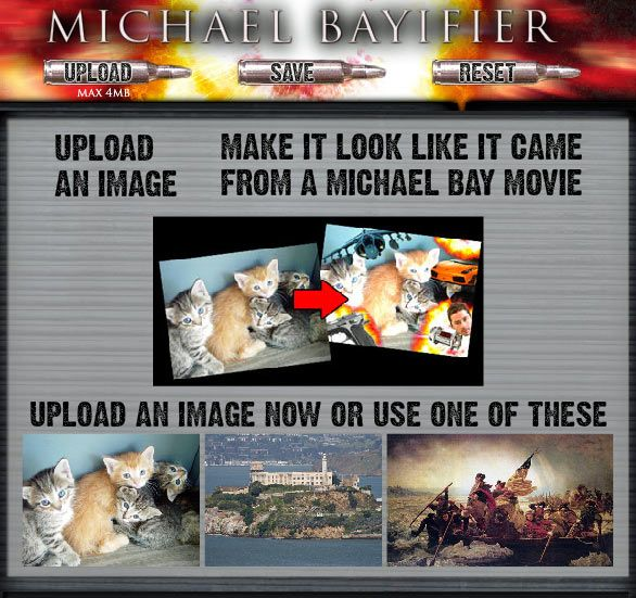 the michael bay effect