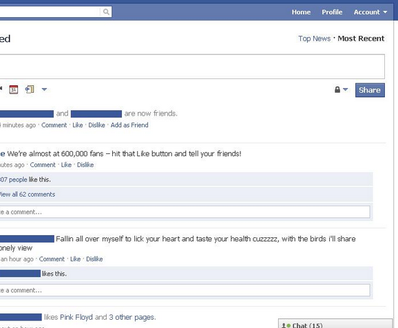 facebook profile cleaner