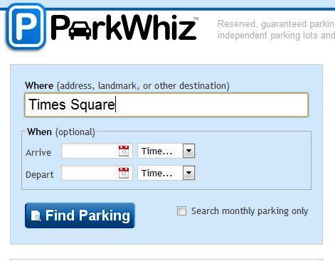 reserve parking