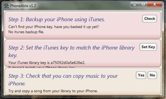 sync iphone with multiple itunes
