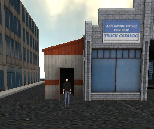 car driving simulation program