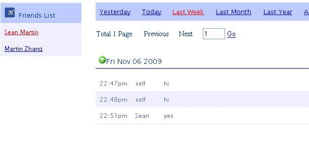 save facebook chat history