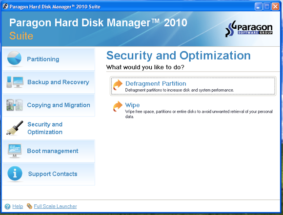 Easily Create & Manage Disk Partitions with Paragon Hard Disk Manager [Giveaway] security