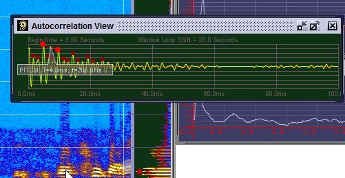 Sonogram Visible Voice - Powerful Voice Spectrogram Software sono8