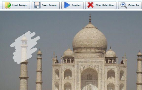 webinpaint1   Webinpaint: Easily Remove Objects From Images Online