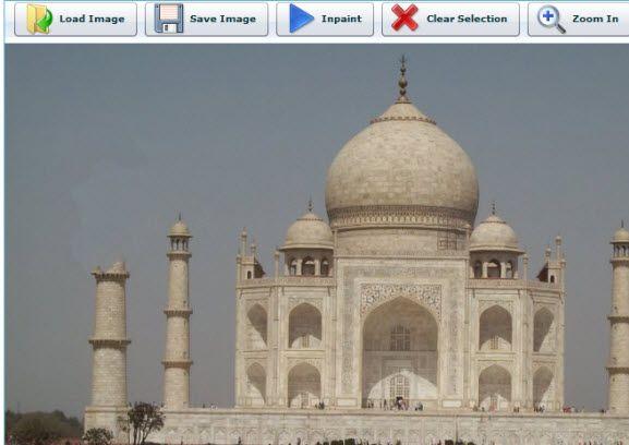 webinpaint2   Webinpaint: Easily Remove Objects From Images Online
