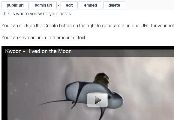 Wrttn: A Simple & Fast Note Taking Web App wrttn1