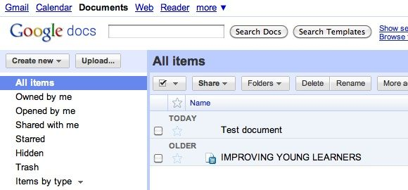 How To Open Web Documents Directly in Google Docs