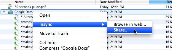 synchronize notes with google docs
