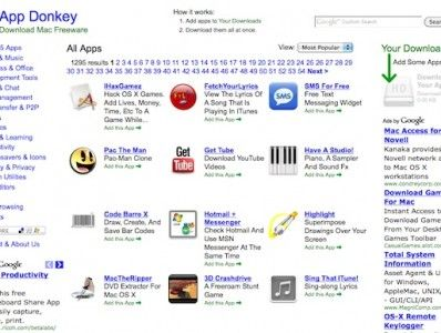 11 Online Sources For The Best In Mac Freeware [Mac] AppDonkey