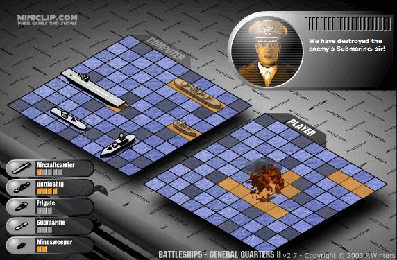 Battleship Online