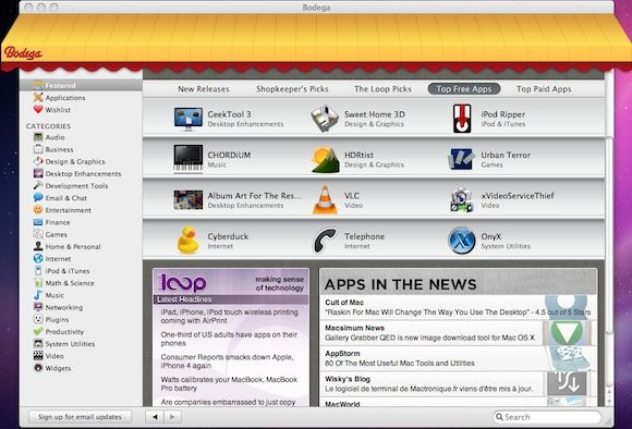 11 Online Sources For The Best In Mac Freeware [Mac] Bodega